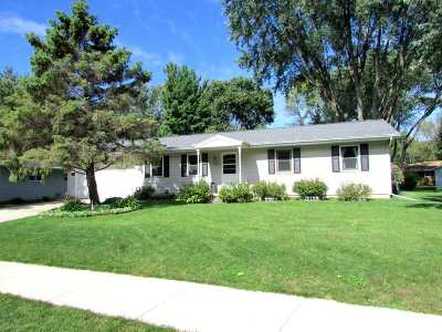 Sun Prairie WI Single Family Home For Sale: $199,900