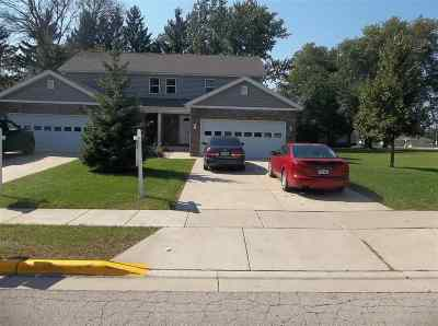 Windsor Multi Family Home For Sale: 6723-6725 Wolf Hollow Rd