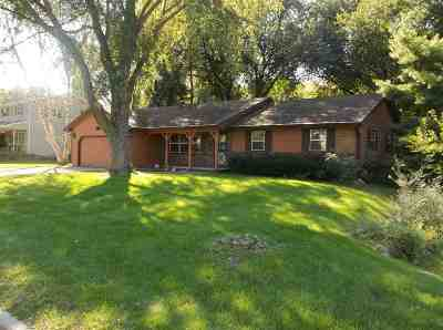 Dane County Single Family Home For Sale: 528 Hanks Hollow Tr