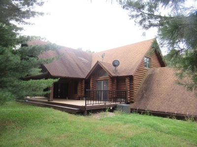 Rock County Single Family Home For Sale: 16455 W Hwy 81