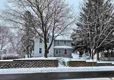 Dane County Single Family Home For Sale: 415 S Main St