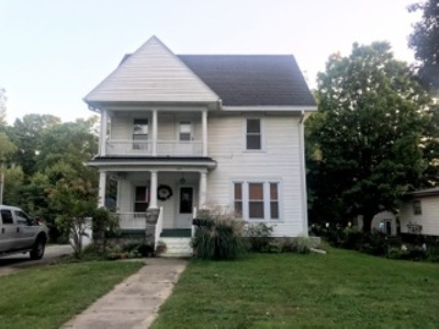 Evansville Single Family Home For Sale: 335 W Main St