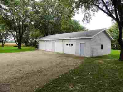 Jefferson County Single Family Home For Sale: N5597 Hwy 89