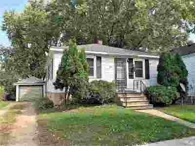 Columbus Single Family Home For Sale: 344 W Mill St