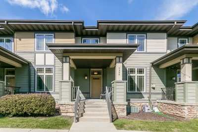 Middleton Condo/Townhouse For Sale: 9354 Old Sauk Rd
