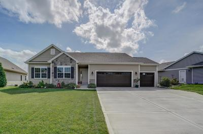 Sun Prairie Single Family Home For Sale: 1327 Heritage Ln