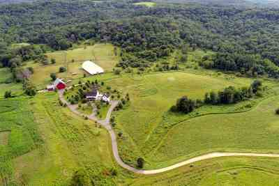 Iowa County Single Family Home For Sale: 4524 County Road Q