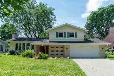 Madison Single Family Home For Sale: 5213 Milward Dr