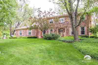Rock County Single Family Home For Sale: 2216 N Tradition Ln