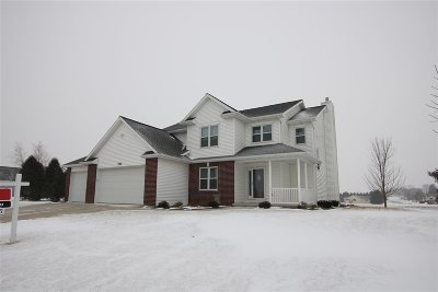 Dodge County Single Family Home For Sale: 721 Ledgeview Ln
