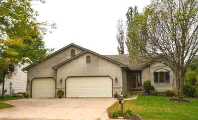 Sun Prairie Single Family Home For Sale: 1048 Amberson Dr
