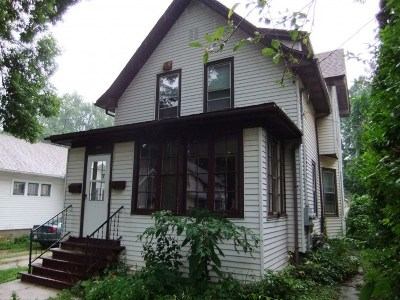Madison Multi Family Home For Sale: 189 Dixon St