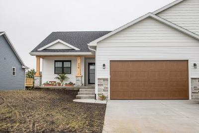 Evansville Single Family Home For Sale: L12a Stonewood Ct