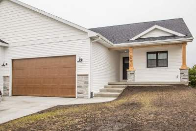 Evansville Single Family Home For Sale: L12b Stonewood Ct