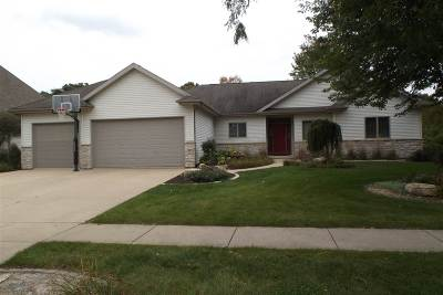 Cottage Grove Single Family Home For Sale: 318 Southing Grange