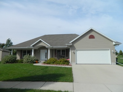 Green County Single Family Home For Sale: 317 N 11th Ave