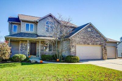 Verona Single Family Home For Sale: 921 Hillside Way