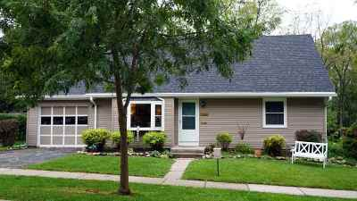 Walworth County Single Family Home For Sale: 324 S Terrace St