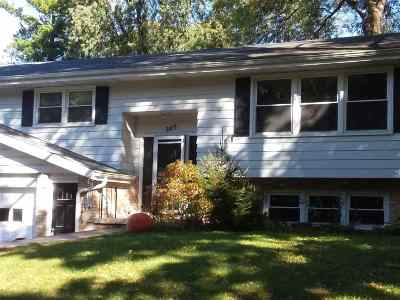 Madison WI Single Family Home For Sale: $319,900
