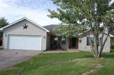 Richland Center Single Family Home For Sale: 28251 Clary Ln