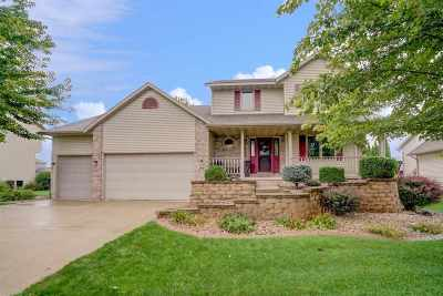 Cottage Grove WI Single Family Home For Sale: $374,900