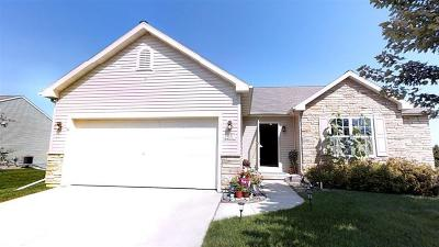Dodge County Single Family Home For Sale: 116 Prairie View Dr