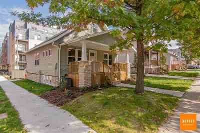Madison Single Family Home For Sale: 813 S Brooks St