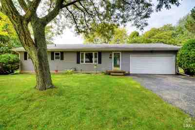 Sun Prairie WI Single Family Home For Sale: $234,900