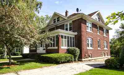 Columbus Single Family Home For Sale: 869 Park Ave