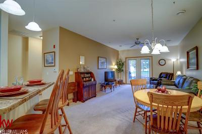 Madison Condo/Townhouse For Sale: 6701 Fairhaven Rd #106