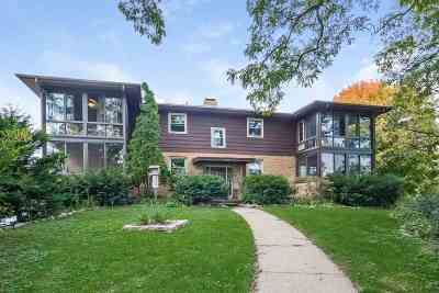 Madison Condo/Townhouse For Sale: 4314 Nakoma Rd #3
