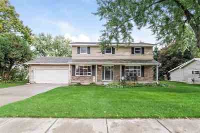 Sun Prairie WI Single Family Home For Sale: $262,900