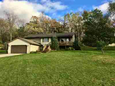 Deerfield WI Single Family Home For Sale: $237,900