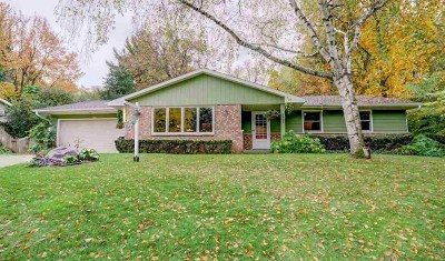 Fitchburg WI Single Family Home For Sale: $320,000