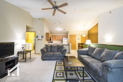 Madison Condo/Townhouse For Sale: 5328 Congress Ave #2