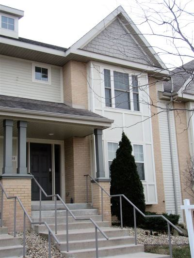 Madison WI Condo/Townhouse For Sale: $235,000