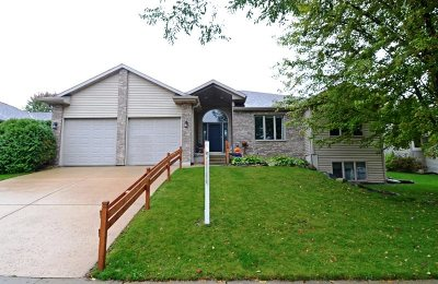 Middleton Single Family Home For Sale: 6609 Whittlesey Rd