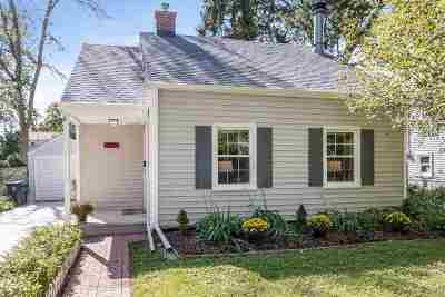 Madison WI Single Family Home For Sale: $285,000