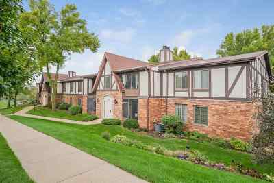 Madison WI Condo/Townhouse For Sale: $168,500