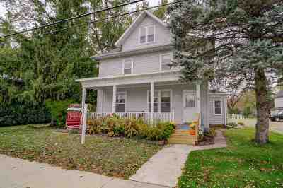 Cross Plains WI Single Family Home For Sale: $239,900