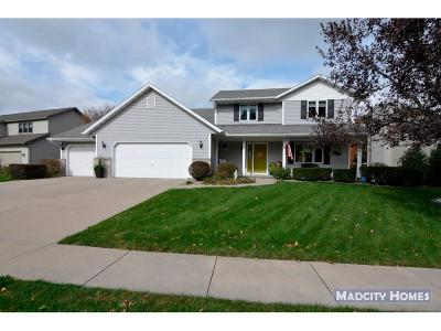 Waunakee Single Family Home For Sale: 205 W Verleen Ave