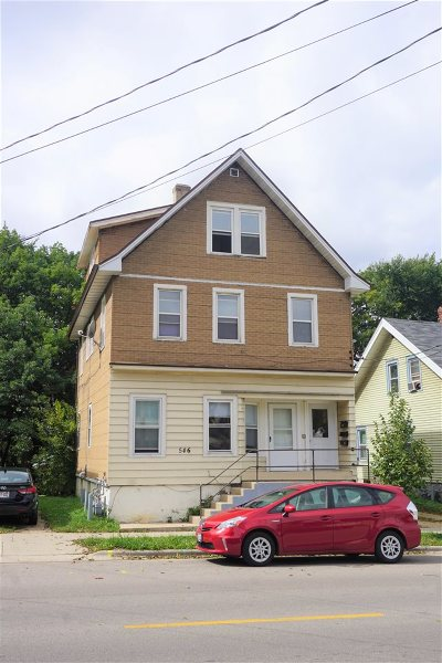 Madison Multi Family Home For Sale: 546 North St