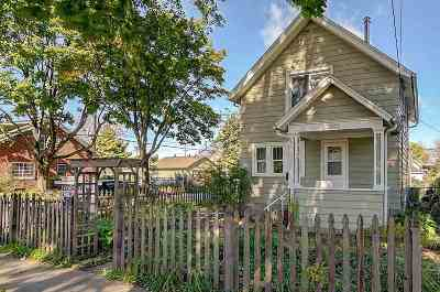 Madison Single Family Home For Sale: 3202 Thorp St