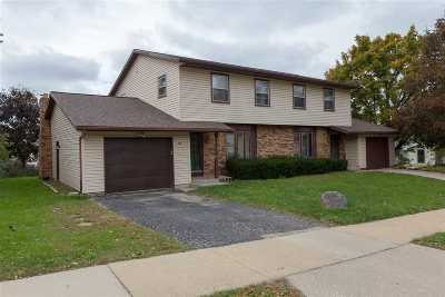 Madison Multi Family Home For Sale: 818-820 Brandie Rd