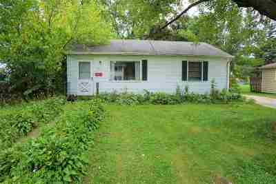 Madison Single Family Home For Sale: 3505 Prairie Ave