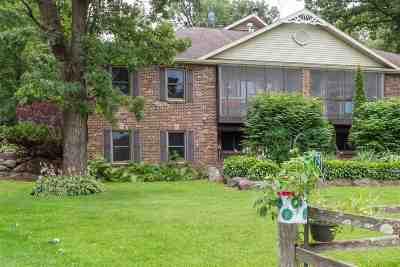 Sun Prairie WI Condo/Townhouse For Sale: $274,900