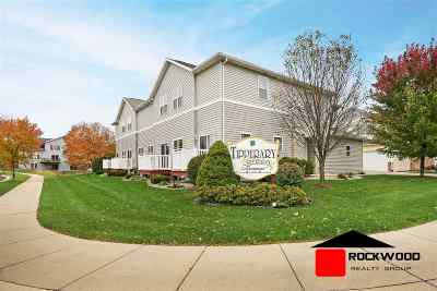 Madison Condo/Townhouse For Sale: 4003 Maple Grove Dr