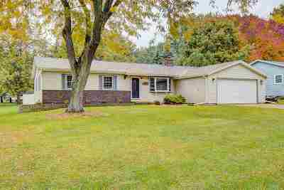 Dodge County Single Family Home For Sale: 1120 Homestead Rd