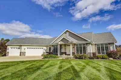 Verona Single Family Home For Sale: 3914 Swoboda Rd