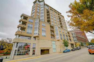 Madison Condo/Townhouse For Sale: 125 N Hamilton St #401